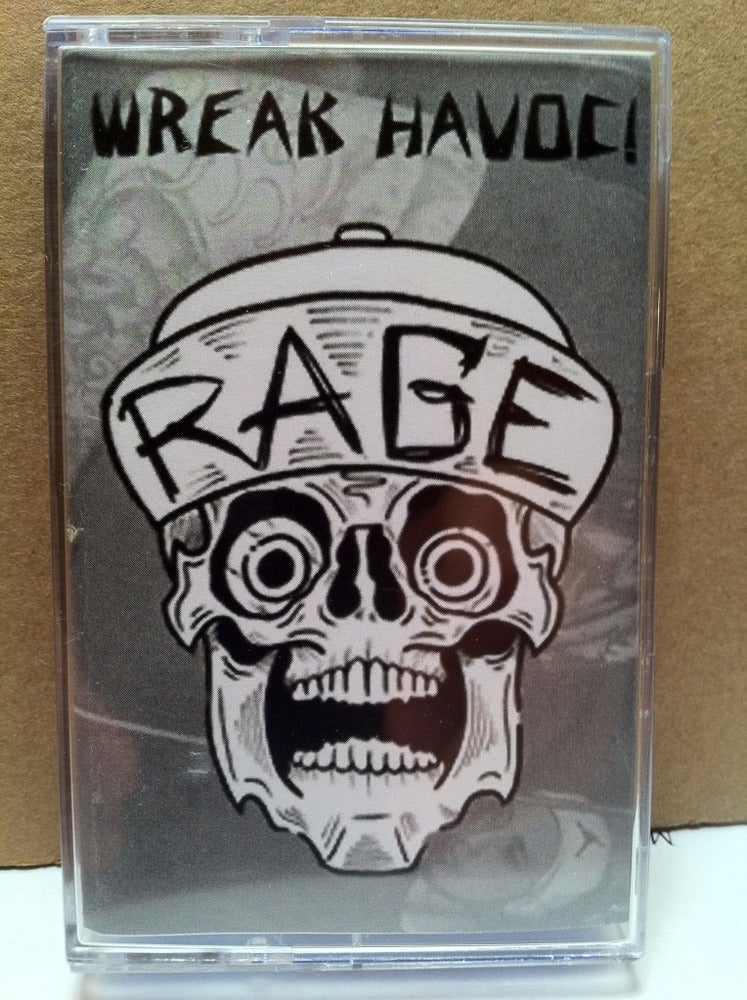 Image of Wreak Havoc - Rage tape