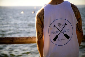 Image of Since Forever Tank Top- White