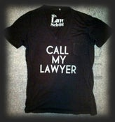 Image of Call My Lawyer Men's-V / T