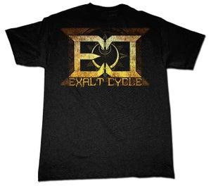 Image of Exalt Cycle New T-shirt Logo