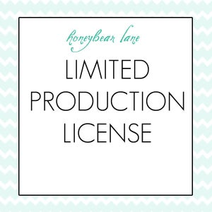 Image of Limited Production License