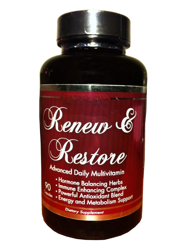 Image of Renew and Restore