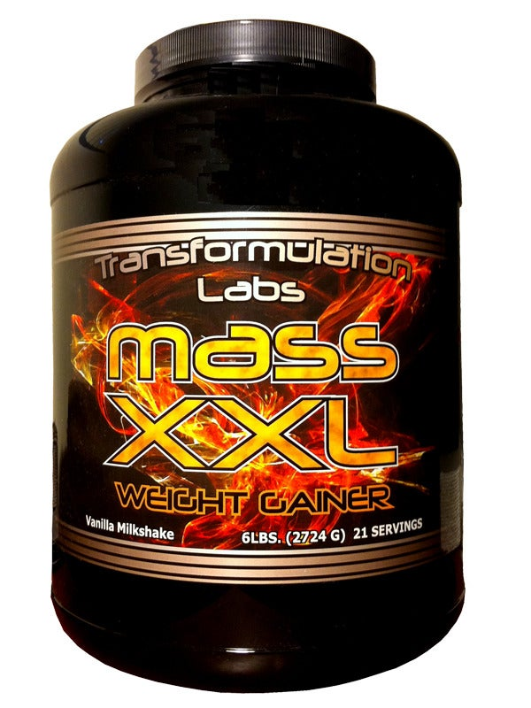 Image of MASS XXL Weight Gainer