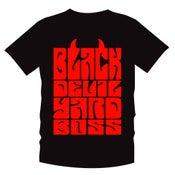 Image of BDYB RED LOGO T-SHIRT (GUYS/GIRLS)