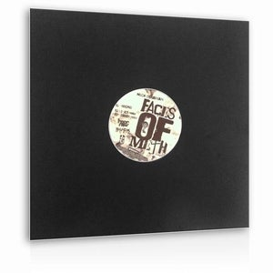 "Image of SM001 // Faces Of Meth - Nick Coleman - 12"" Vinyl"