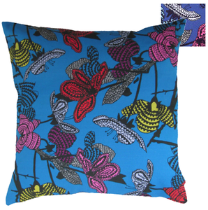 Image of floral cushion