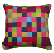Image of squares cushion
