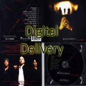 Image of Ratchet Numb CD - Digital Delivery - mp3's