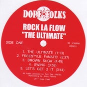 "Image of ROCK LA FLOW ""THE ULTIMATE"""