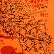 Image of Endless Canvas - Issue #5 - Aura / Roar / 7seas Limited Edition