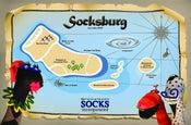Image of Socks, Inc. Poster