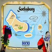 Image of Socks, Inc. Poster
