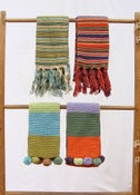 Image of Children's Knit Scarves