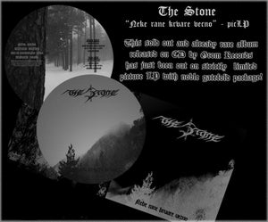 "Image of THE STONE ""Neke rane krvare vecno"" ltd gatefold picLP"