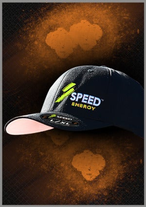 Image of SPEED Energy Fitted Hat
