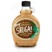 Image of HEY SHUGA! 12 oz- ORGANIC SUGAR CANE SYRUP