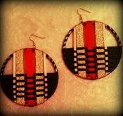 Image of Ribbon Earrings