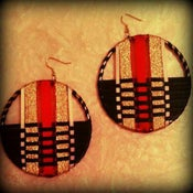 Image of Ribbon Earrings
