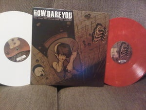 """Image of EXCLUSIVE COLOR and BLACK VINYL How Dare You """"the king the clown and the colonel""""  $10-$12"""