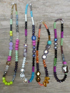 Image of Necklaces at Matters of Space