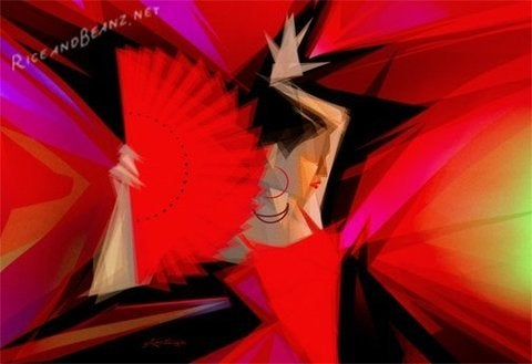 Image of Flame-enco (Mix 2)