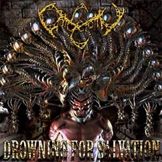 Image of ONICECTOMY - Drowning For Salvation CD
