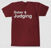 Image of Sober & Judging - Cardinal