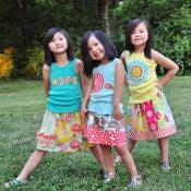 Image of Faith Hope & Love Skirts