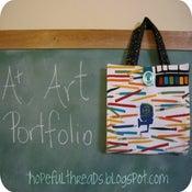 Image of A+ Art Portfolio