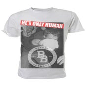 Image of He's Only Human Tee