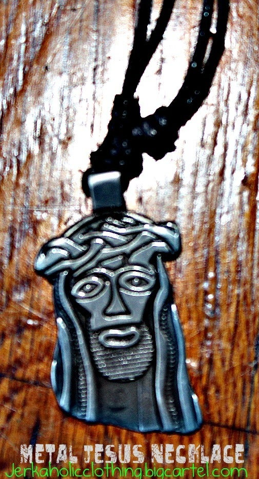 Image of NEW JESUS NECKLACE