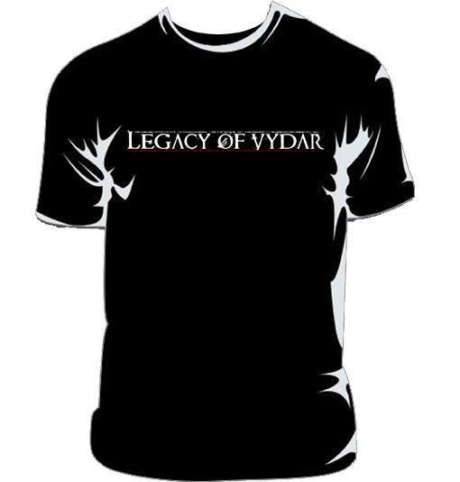 Image of Legacy of Vydar Bandshirt