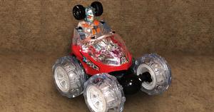 Image of The Lunar - R/C Car