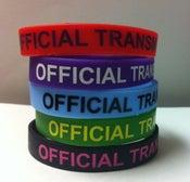 Image of Official Transmitter bracelet