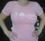 Image of MMB Girls Tee - Pink