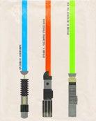 Image of Star Wars Saga Minimalist