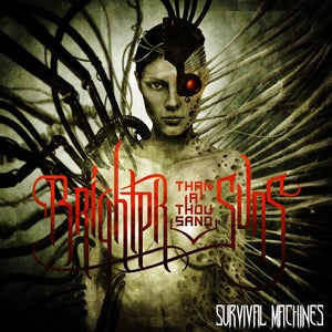 Image of Survival Machines CD