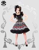 Image of Hell Bunny: Kiss Me Kate Lolita Dress
