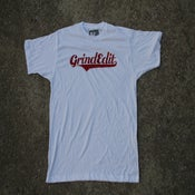 Image of Grind Edit Script T-shirt