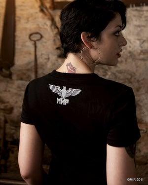 Image of MIR063 COBRA / ALPHA & OMEGA T-Shirt (7 COLORS)