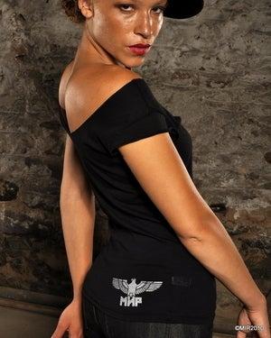 Image of MIR072 BARDAK Women's Sheer Jersey