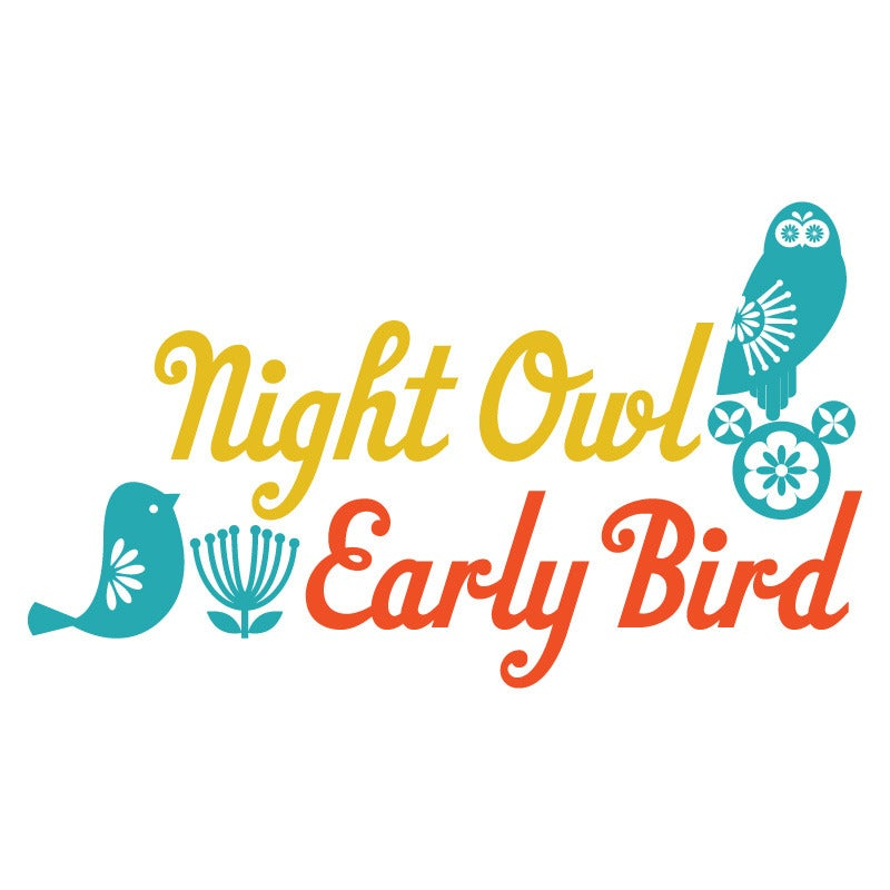 Image of Night Owl or Early Bird? T-Shirt