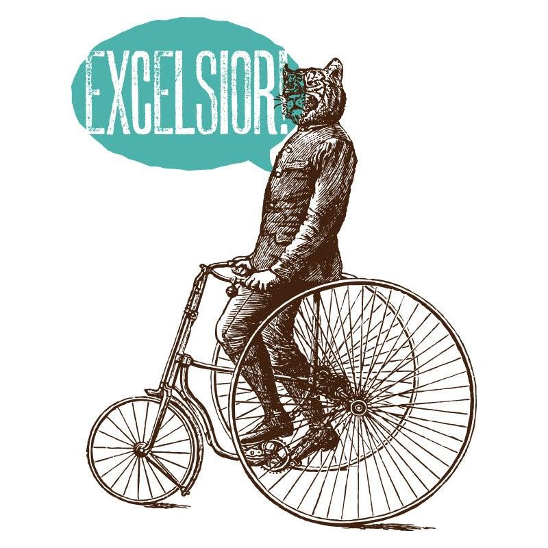 Image of Excelsior! T-Shirt