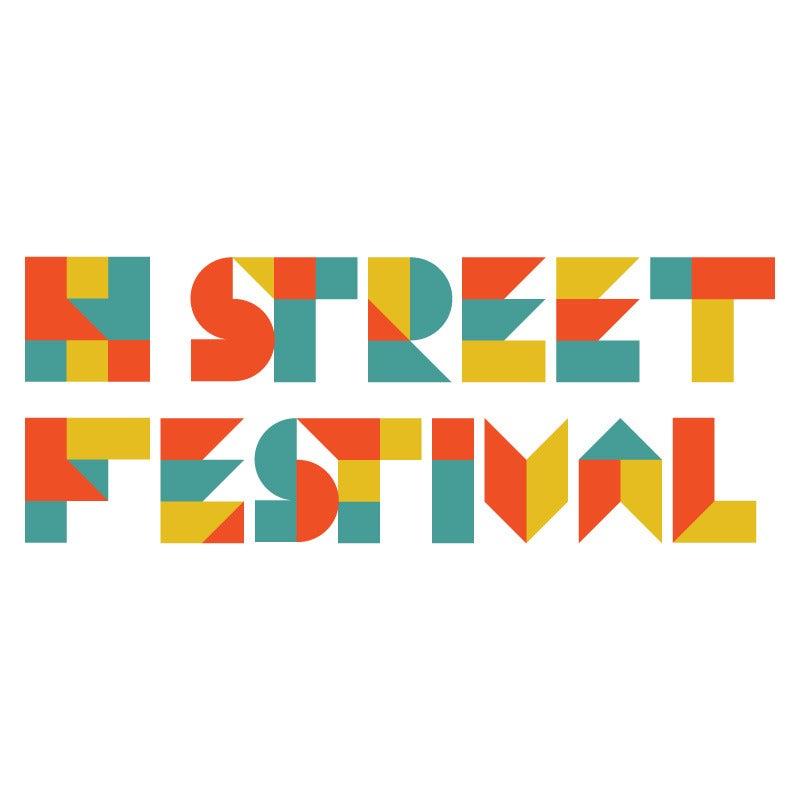Image of H Street Festival T-Shirt (Men)