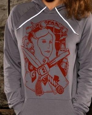 Image of MIR868 BARDAK Hoodie Dress