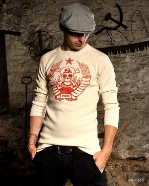 Image of MIR714 THE MIR COLLECTIVE Military Thermal Long Sleeve Shirt