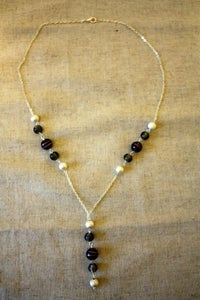 Image of Handmade chain necklace