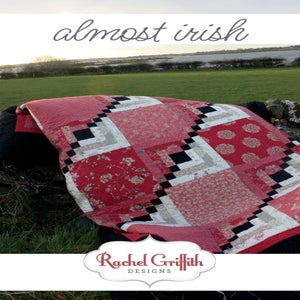 Image of almost irish quilt pattern #106