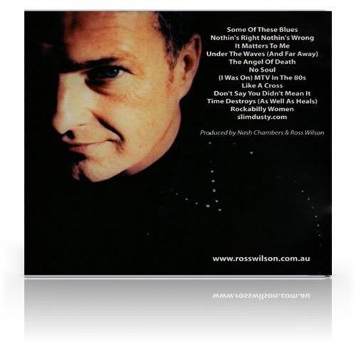 Image of Ross Wilson Country & Wilson 2003 (CD)