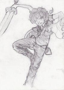 Image of Custom Character Drawing